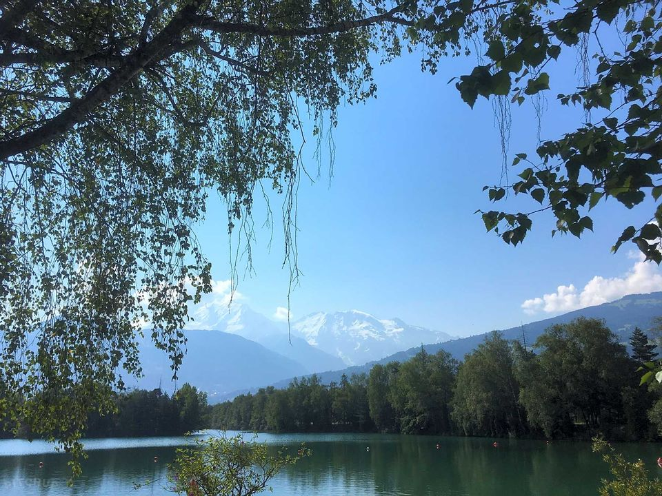 Camping Mont Blanc Plage - Camping Haute-Savoie