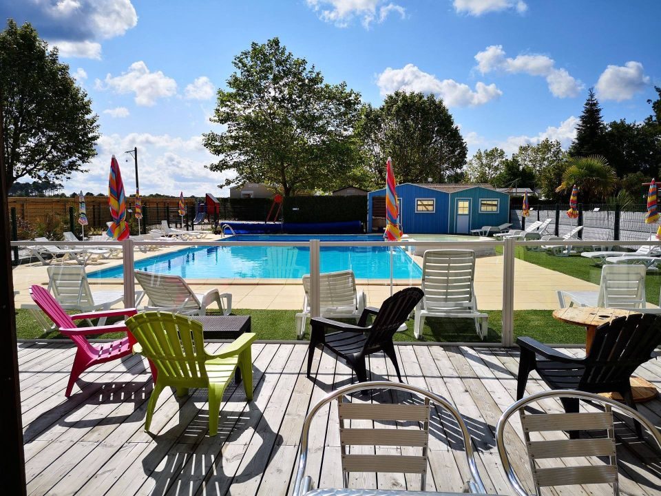 Camping Les Arbousiers - Camping Gironde