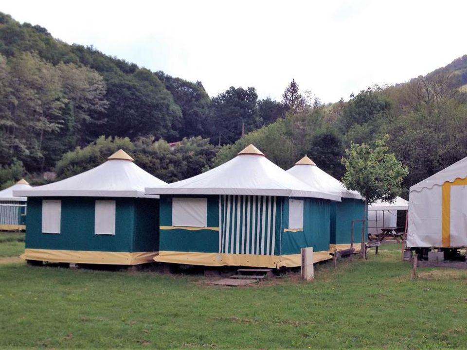 Camping Amestoya - Camping Pyrenees-Atlantiques