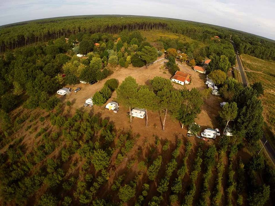 Camping Aire Naturelle Le Frezat - Camping Landes