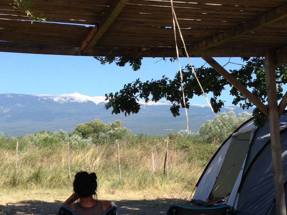 Camping De L'Aube - Camping Vaucluse