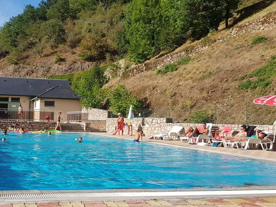 Camping Le Lauradiol - Camping Aveyron