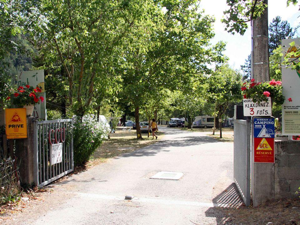 Camping GCU Chatillon-En-Diois - Camping Drome