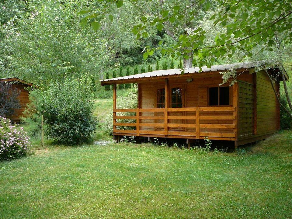 Camping La Valière - Camping Hautes-Alpes