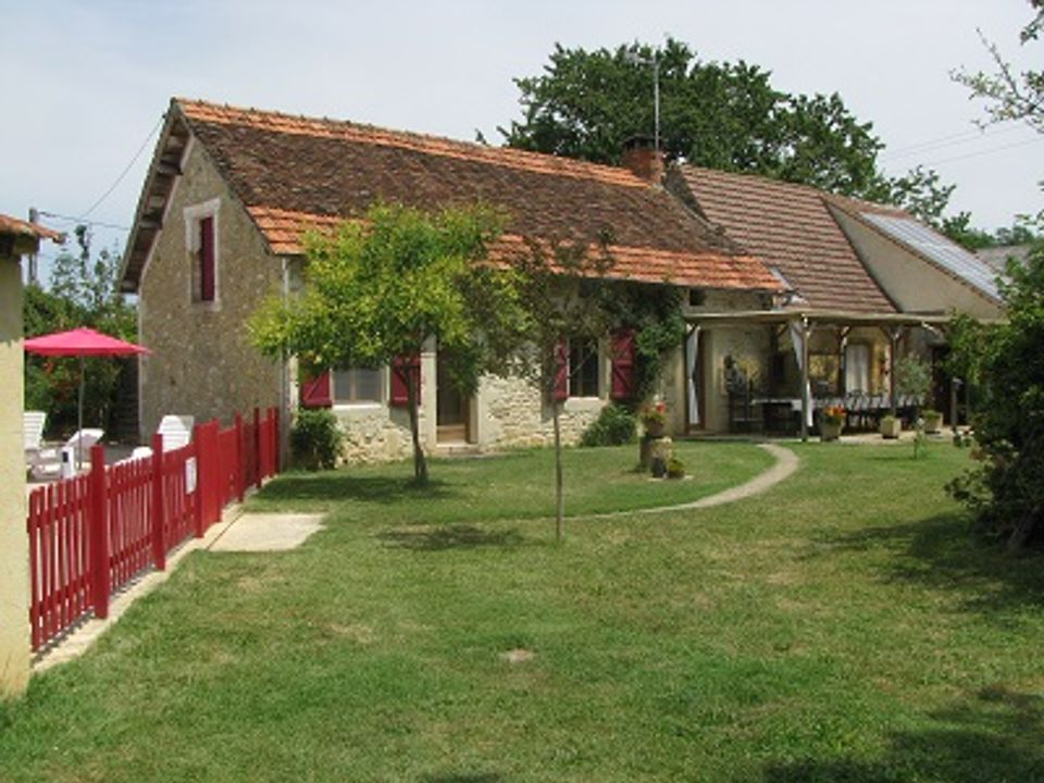 Camping Naturiste Le Champ de Guiral - Camping Lot