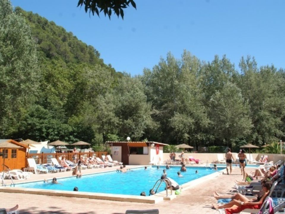 Camping Al Boucle d'Or - Camping Alpes-Maritimes