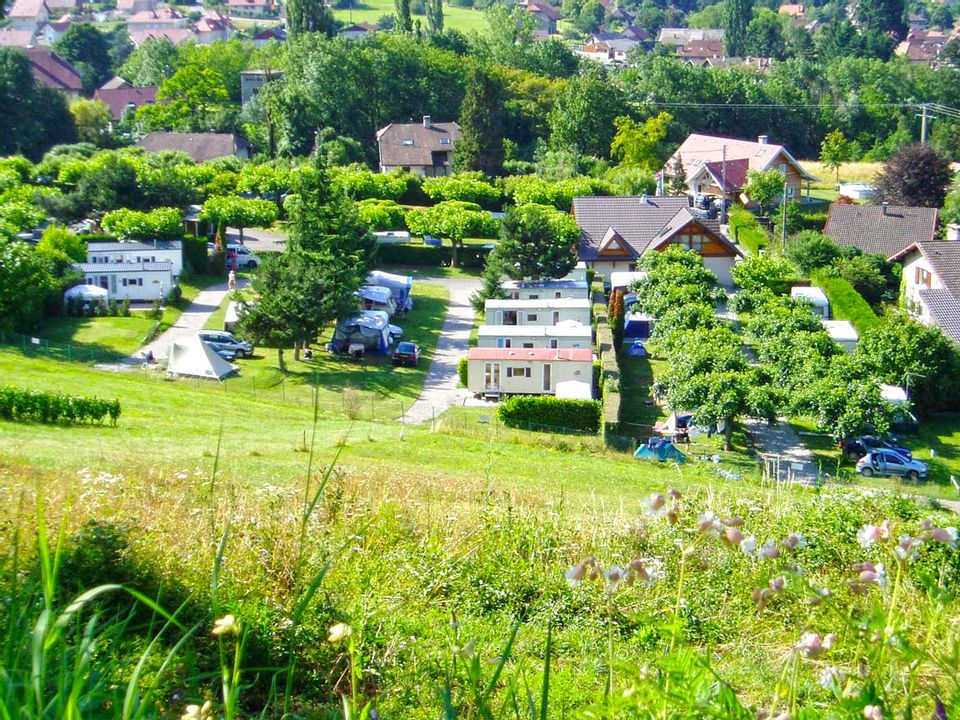 Camping Le Clos Don Jean - Camping Haute-Savoie