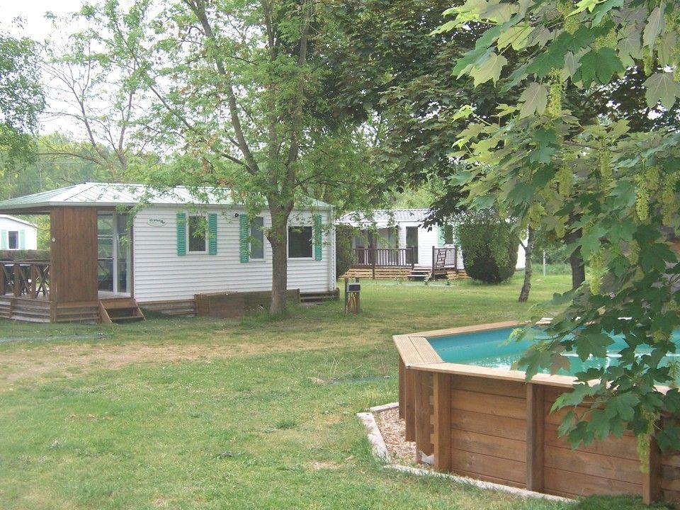 Camping Les Terrasses de Rivarennes - Camping Indre-et-Loire