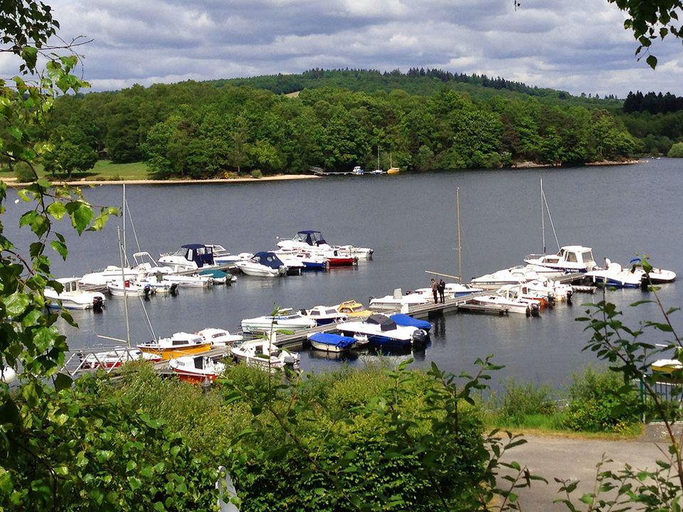 Les Terrasses du Lac - Camping Creuse