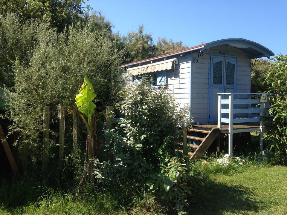 Camping Le Chassiron - Camping Charente-Maritime