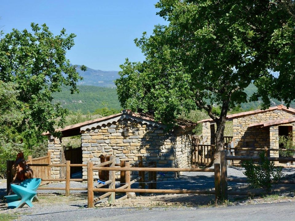 Camping Le Chamadou Ardèche - Camping Ardeche
