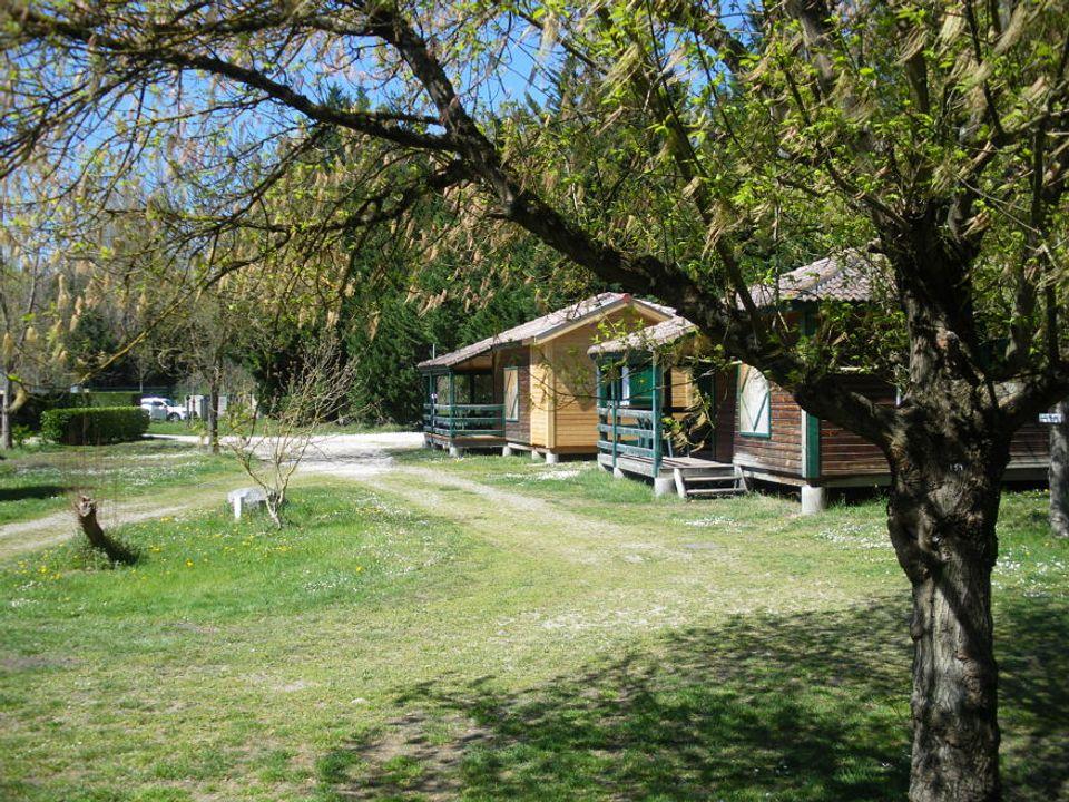 Camping de la Lone - Camping Loire
