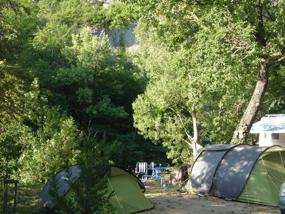 Camping Des Gorges Du Tarn - Camping Lozere