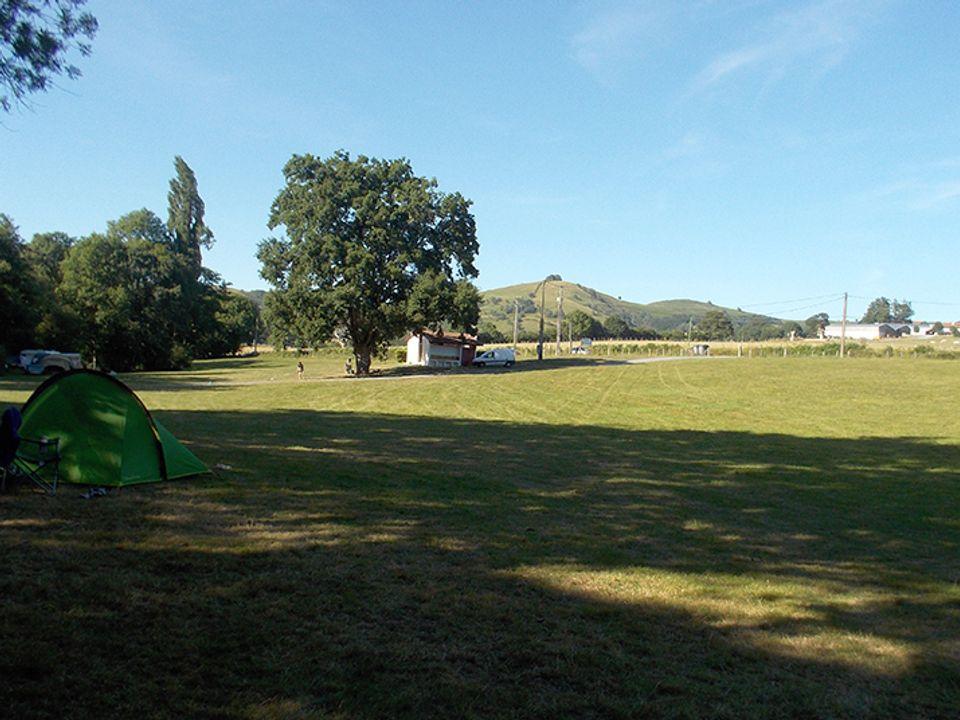 Aire Naturelle Diriart - Camping Pyrenees-Atlantiques