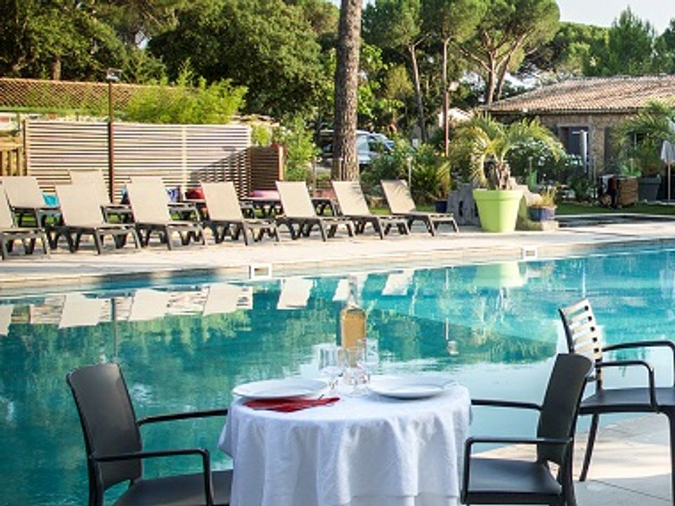 Domaine Les Ombrages - Camping Var