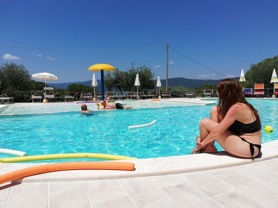Campeggio Villaggio Cerquestra  - Camping Perugia