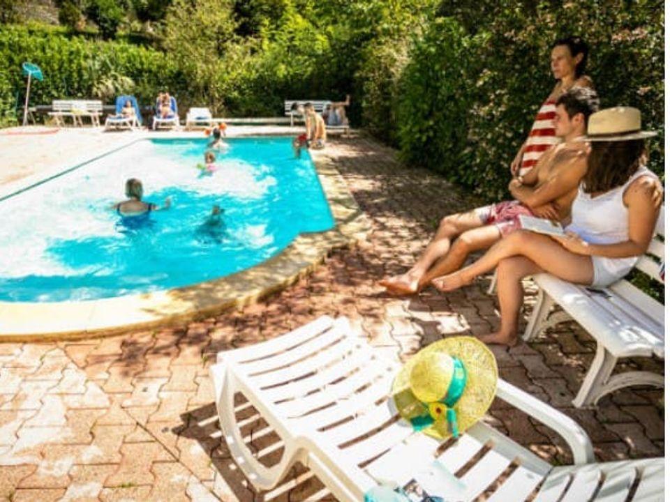 Camping Le Mouretou - Camping Gard