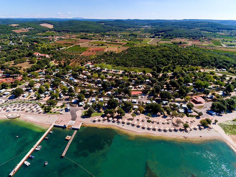 Camping Val Saline - Camping Istrie