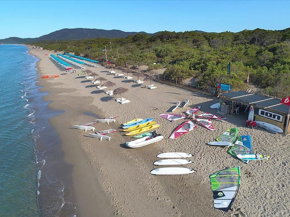 Camping Maremma Sans Souci - Camping Grosseto