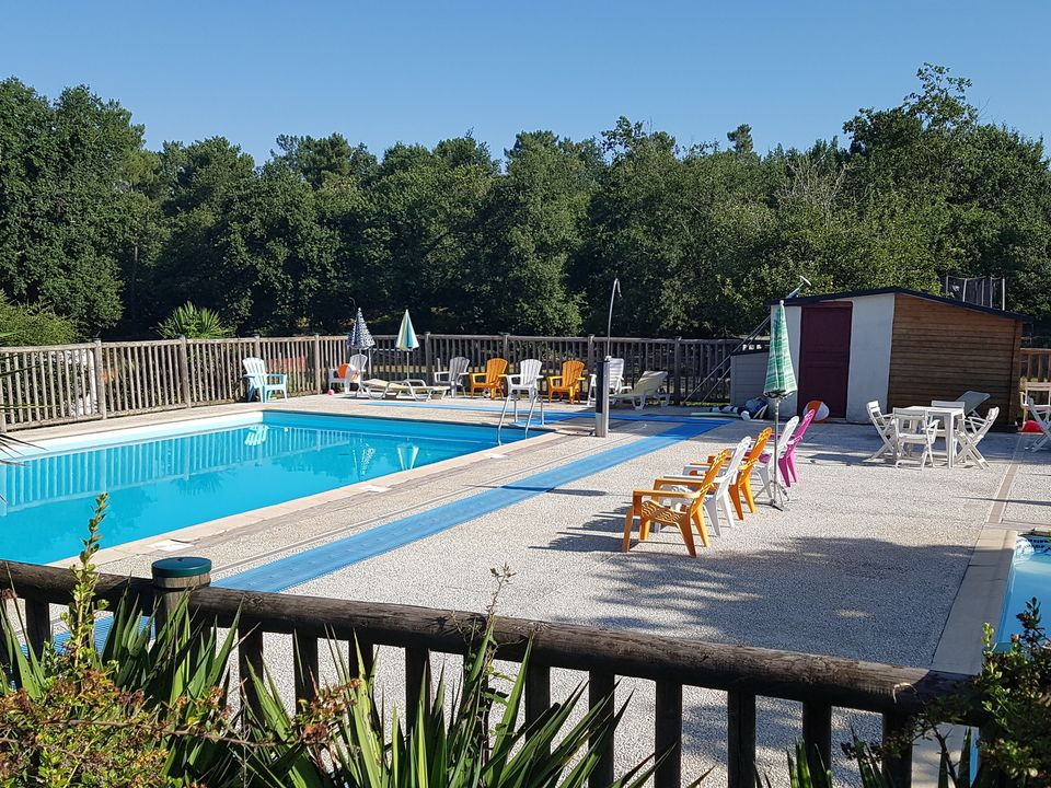 Camping Chez Gendron - Camping Gironde