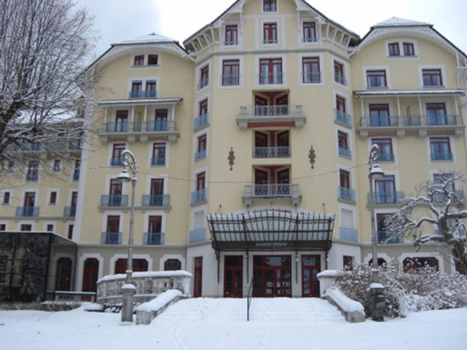 Appart'Hôtel Le Splendid d'Allevard - Camping Isere
