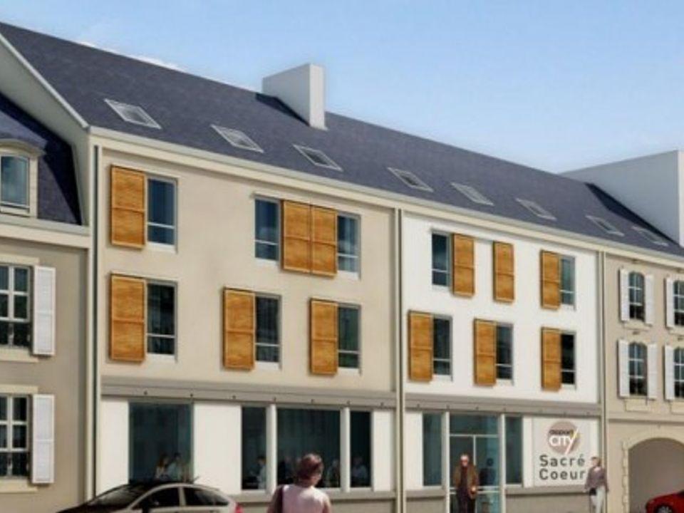 Appart'Hôtel Quimper - Camping Finistère