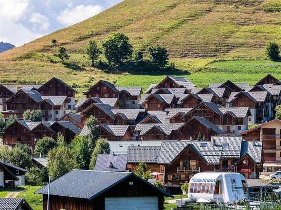 Résidence Le Hameau des Aiguilles - Camping Savoie