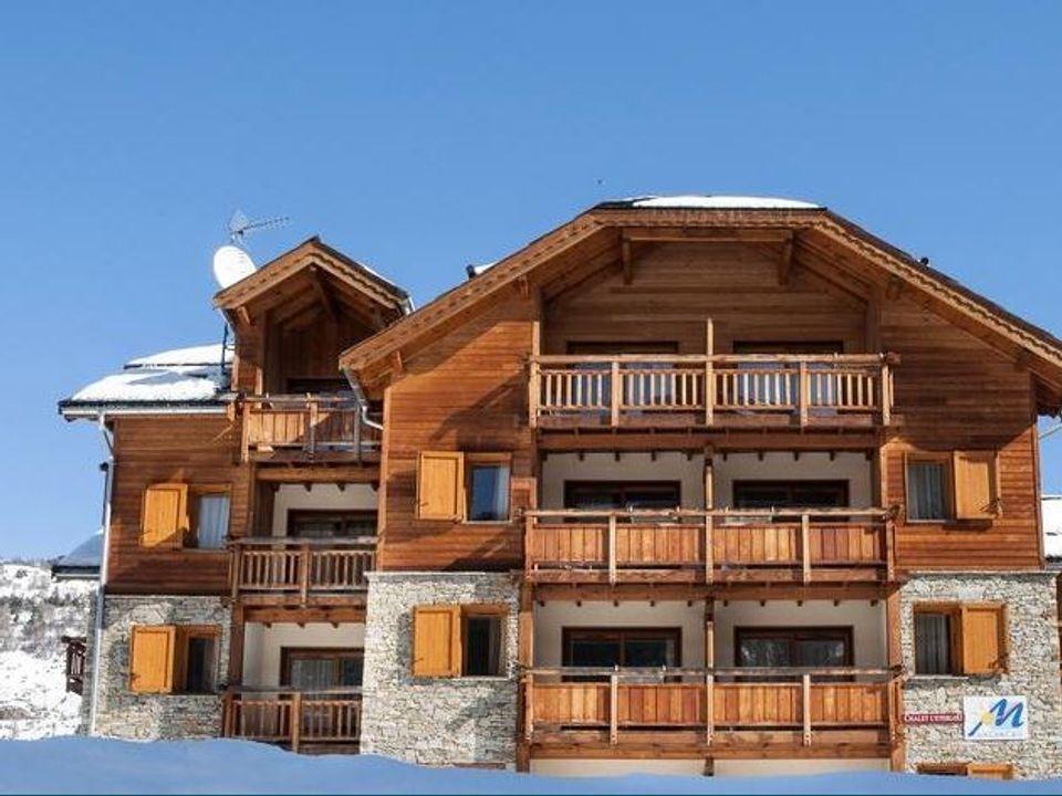 Résidence Le Chalet de l'Eterlou - Camping Hautes-Alpes