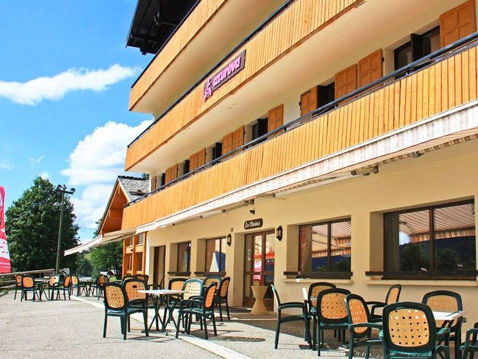 Residence La Clusaz Les Confins - Camping Haute-Savoie