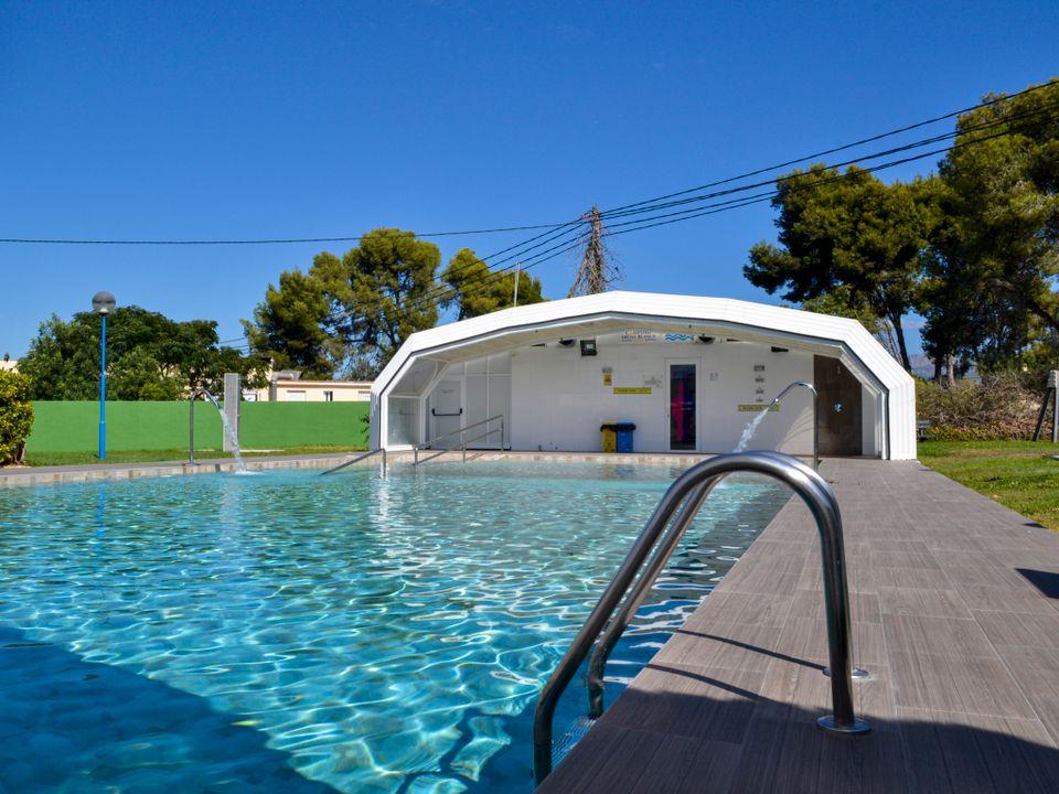 Camping Arena Blanca - Camping Alicante