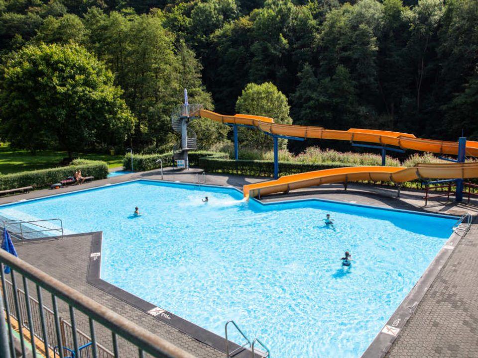 Camp Kyllburg - Camping Trier-Sarrebourg