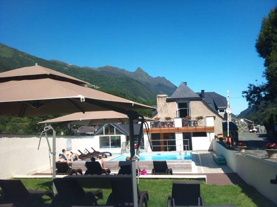 Camping Airotel Pyrénées - Camping Hautes-Pyrenees