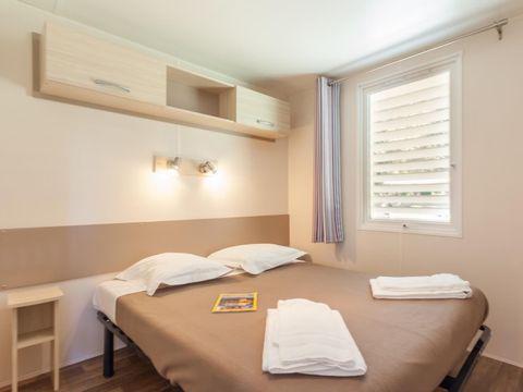 MOBILHOME 6 personnes - Privilège -  2 chambres