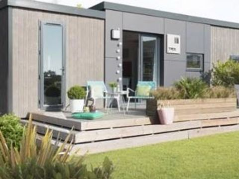 MOBILHOME 5 personnes - TOAS Luxe -  2 chambres