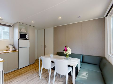 MOBILHOME 4 personnes - Evasion 2 chambres