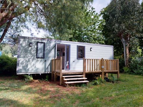 MOBILHOME 6 personnes - Evasion - 3 chambres