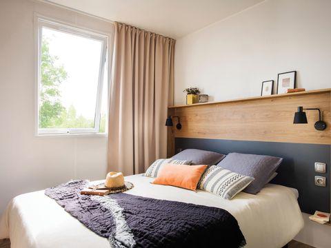 MOBILHOME 6 personnes - Premium 2 chambres