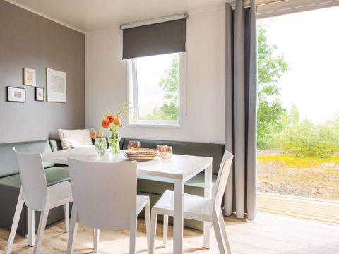 MOBILHOME 7 personnes - Premium 3 Chambres