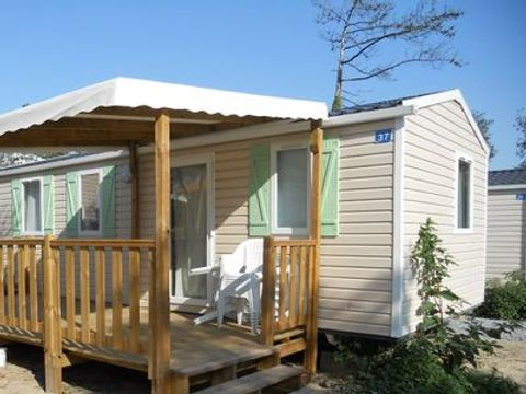 MOBILHOME 8 personnes - Grand large