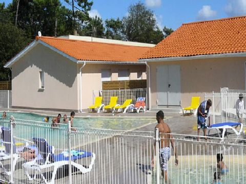 Camping les Sables d'argent - Camping Gironde - Image N°2