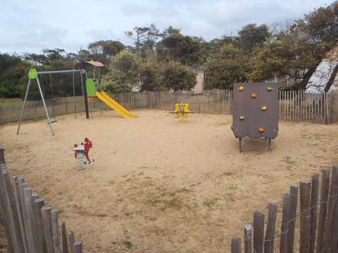 Camping les Sables d'argent - Camping Gironde - Image N°10