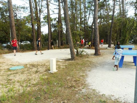 Camping les Sables d'argent - Camping Gironde - Image N°9