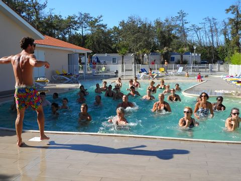 Camping les Sables d'argent - Camping Gironde - Image N°4