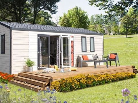 MOBILHOME 4 personnes - LE BANYULS
