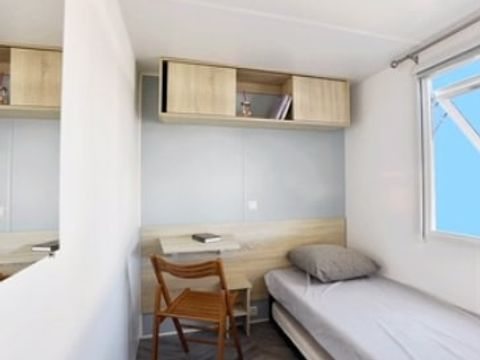 MOBILHOME 8 personnes - Excellence 3 chambres + clim