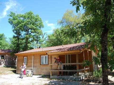 Village Vacances Les Ségalières - Camping Lot - Image N°10