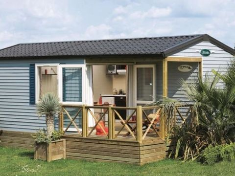 MOBILHOME 6 personnes - 3 CH