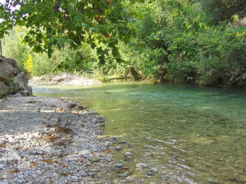 Camping  Au Vallon Rouge - Camping Alpes-Maritimes - Image N°17