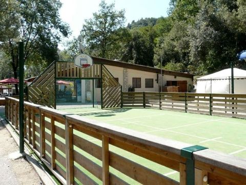 Camping  Au Vallon Rouge - Camping Alpes-Maritimes - Image N°10