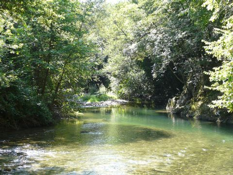 Camping  Au Vallon Rouge - Camping Alpes-Maritimes - Image N°15